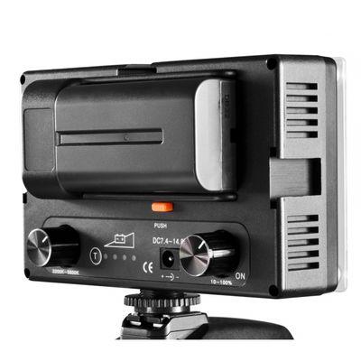 Für weitere Info hier klicken. Artikel: Walimex pro LED Videoleuchte Bi-Color 144 LED