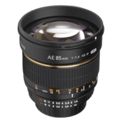 Für weitere Info hier klicken. Artikel: Walimex pro MF 1,4/85 IF AE Nikon FX