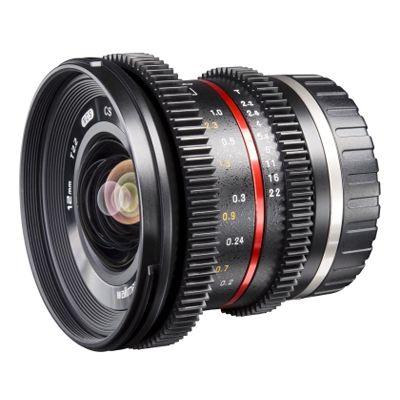 Für weitere Info hier klicken. Artikel: Walimex pro MF 2,2/12 VCSC Canon EF-M