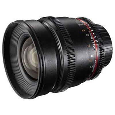 Für weitere Info hier klicken. Artikel: Walimex pro MF 16mm f/2,2 VDSLR -Ausstellungsstück- Canon EF-M