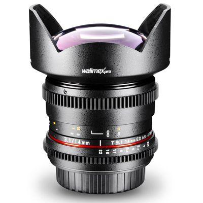 Für weitere Info hier klicken. Artikel: Walimex pro MF 3,1/14 IF VDSLR -Ausstellungsstück- Nikon FX