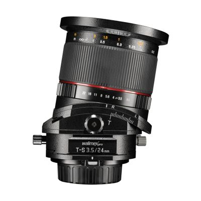 Für weitere Info hier klicken. Artikel: Walimex pro MF 3,5/24 Tilt-Shift Sony FE-Mount