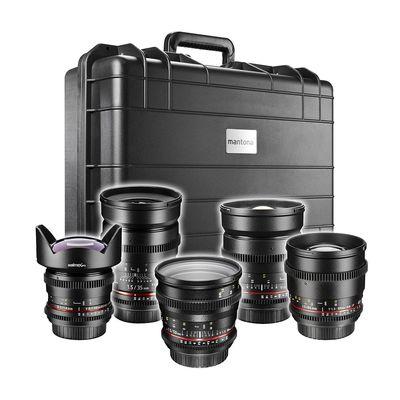 Für weitere Info hier klicken. Artikel: Walimex pro Video DSLR Shooter Set Canon EF