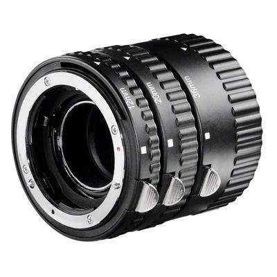 Für weitere Info hier klicken. Artikel: Walimex Zwischenringsatz Nikon