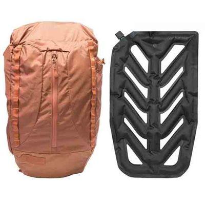 Für weitere Info hier klicken. Artikel: Wandrd Faltrucksack VEER Rust 18 L mit aufblasbarem Rückenpolster rust