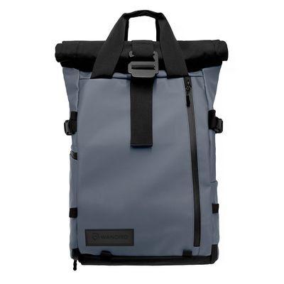 Für weitere Info hier klicken. Artikel: Wandrd PRVKE Rucksack 21 Liter blau