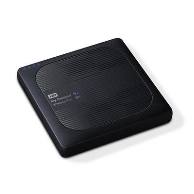 Für weitere Info hier klicken. Artikel: Western Di Western Digital My Passport Wireless Pro 3TB WiFi, externe Festplatte
