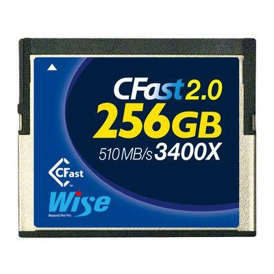 Für weitere Info hier klicken. Artikel: Wise CFast-Karte 2.0 256 GB