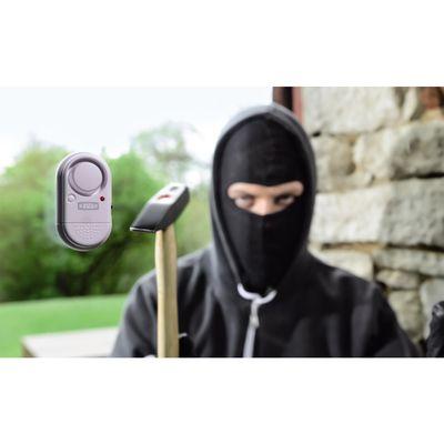 Für weitere Info hier klicken. Artikel: Xavax Erschütterungs-Alarm-Sensor