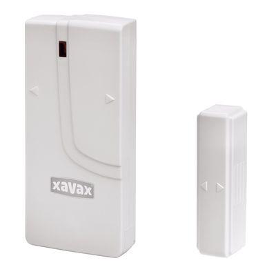Für weitere Info hier klicken. Artikel: Xavax Fenster-/Tür-Alarm-Sensor für Funk-Alarm-System FeelSafe