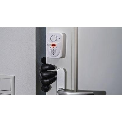 Für weitere Info hier klicken. Artikel: Xavax Fenster-/Tür-Alarm-Sensor mit PIN-Code