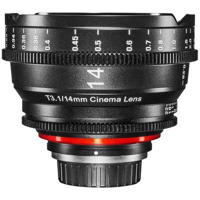 Für weitere Info hier klicken. Artikel: XEEN Cinema 14mm f/3,1 Vollformat Nikon FX