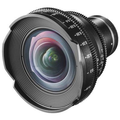 Für weitere Info hier klicken. Artikel: XEEN Cinema 14mm f/3,1 Vollformat Sony FE-Mount