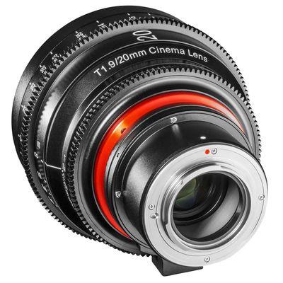 Für weitere Info hier klicken. Artikel: XEEN Cinema 20mm f/1,9 Vollformat Micro Four Thirds
