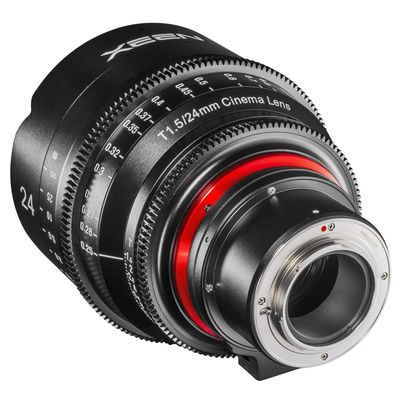 Für weitere Info hier klicken. Artikel: XEEN Cinema 24mm f/1,5 Vollformat Micro Four Thirds