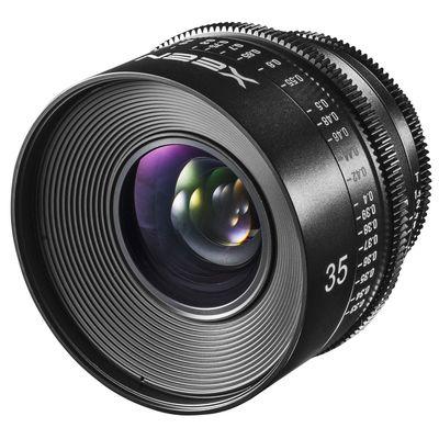 Für weitere Info hier klicken. Artikel: XEEN Cinema 35mm f/1,5 Vollformat Nikon FX