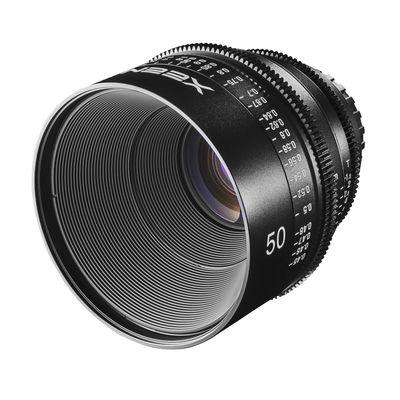 Für weitere Info hier klicken. Artikel: XEEN Cinema 50mm f/1,5 Vollformat PL Mount