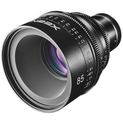 Für weitere Info hier klicken. Artikel: XEEN Cinema 85mm f/1,5 Vollformat Sony FE-Mount