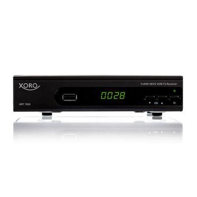 DVB-T2 Receiver HRT 7620
