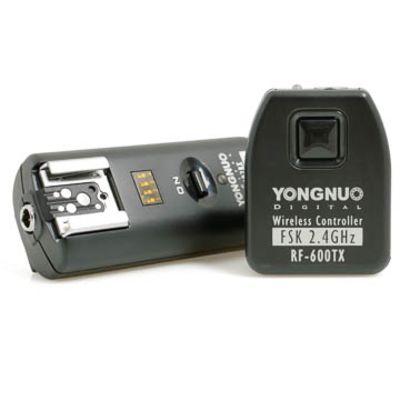 Für weitere Info hier klicken. Artikel: Yongnuo Blitzauslöser RF-602 Canon