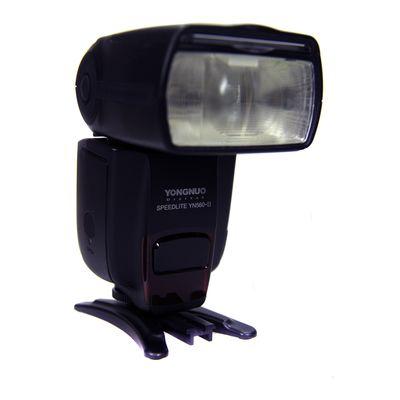 Für weitere Info hier klicken. Artikel: Yongnuo Blitzgerät Speedlite YN560-II für Canon -Second Hand- Canon