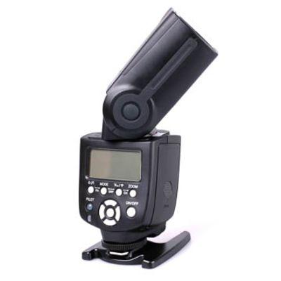 Für weitere Info hier klicken. Artikel: Yongnuo Blitzgerät Speedlite YN560-III für Canon/Nikon