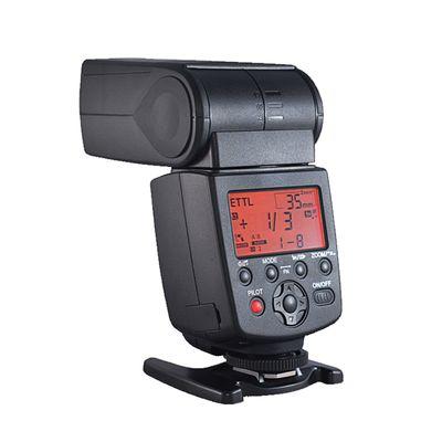 Für weitere Info hier klicken. Artikel: Yongnuo Speedlite YN568EX-II TTL für Canon Canon