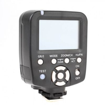 Für weitere Info hier klicken. Artikel: Yongnuo Steuereinheit YN560-TX Canon Blitz- und Funkauslöser für YN560III,RF-602,RF-603,RF-603 II