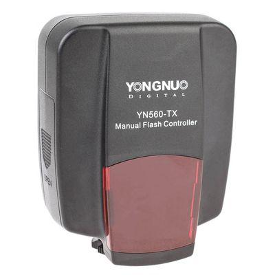 Für weitere Info hier klicken. Artikel: Yongnuo Steuereinheit YN560-TX Nikon Blitz- und Funkauslöser für YN560 III, IV & RF-602, RF-603, RF-603 II
