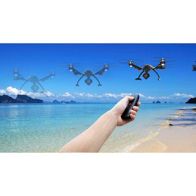 Für weitere Info hier klicken. Artikel: Yuneec Wizard Stick Mobile GPS Tracking Fernsteuerung