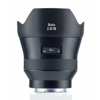 Für weitere Info hier klicken. Artikel: Zeiss AF Batis 18mm f/2,8 Sony FE-Mount