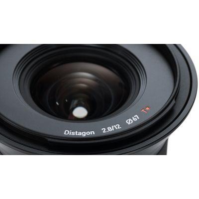 Für weitere Info hier klicken. Artikel: Zeiss AF Touit 12mm f/2,8 schwarz Fujifilm X