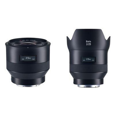 Für weitere Info hier klicken. Artikel: Zeiss AF Batis 25mm f/2 Sony FE-Mount