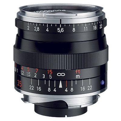Für weitere Info hier klicken. Artikel: Zeiss Biogon T* 35mm f/2 ZM schwarz Leica M