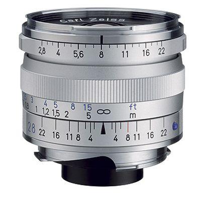 Für weitere Info hier klicken. Artikel: Zeiss Biogon T* 28mm f/2,8 ZM silber Leica M
