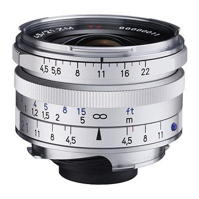 Für weitere Info hier klicken. Artikel: Zeiss C Biogon T* 4,5/21 ZM silber Leica M