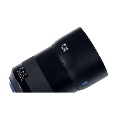 Für weitere Info hier klicken. Artikel: Zeiss Milvus 85mm f/1,4 ZE Canon EF