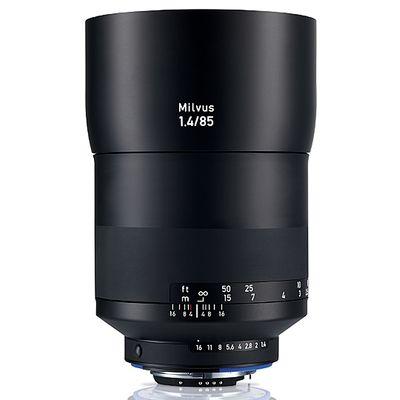 Für weitere Info hier klicken. Artikel: Zeiss Milvus 85mm f/1,4 ZF.2 Nikon FX