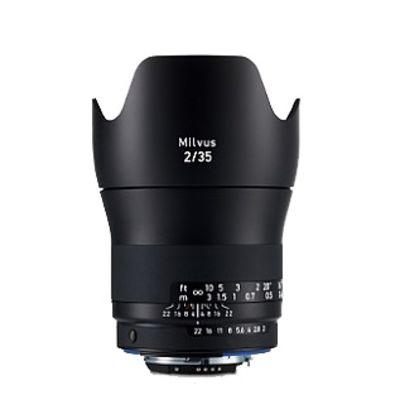 Für weitere Info hier klicken. Artikel: Zeiss Milvus 35mm f/2,0 ZF.2 Nikon FX