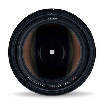 Für weitere Info hier klicken. Artikel: Zeiss Otus 100mm f/1,4 ZE Canon EF