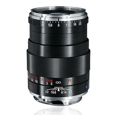 Für weitere Info hier klicken. Artikel: Zeiss Tele Tessar 85mm f/4 ZM schwarz Leica M
