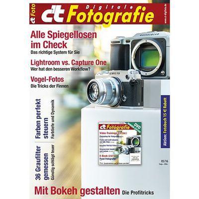 Für weitere Info hier klicken. Artikel: Zeitschrift c't Digitale Fotografie