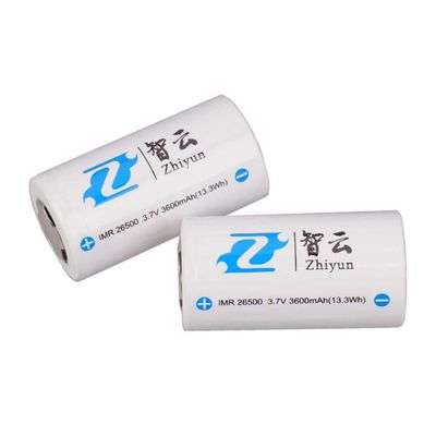 Für weitere Info hier klicken. Artikel: Zhiyun Akku Typ 26500 3600mAh 2 Stück