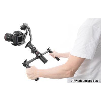 Für weitere Info hier klicken. Artikel: Zhiyun Dual Handheld Grip für Crane 2