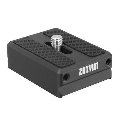 Für weitere Info hier klicken. Artikel: Zhiyun TransMount Kamerastützplatte 1,5cm