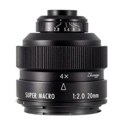 Für weitere Info hier klicken. Artikel: Zhongyi Mitakon Creator 20mm f/2 Canon EF
