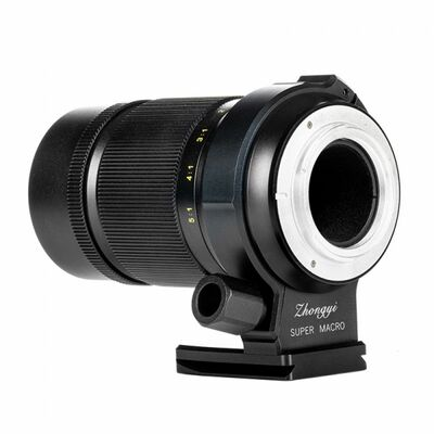 Für weitere Info hier klicken. Artikel: Zhongyi Mitakon Creator Super Macro 85mm f/2.8 Canon EF-M