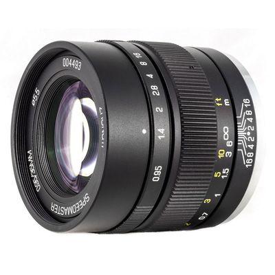 Für weitere Info hier klicken. Artikel: Zhongyi Mitakon Speedmaster 35mm f/0.95 Mark II Black Sony E-Mount
