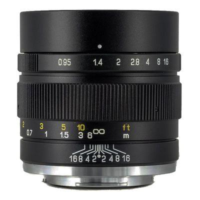 Für weitere Info hier klicken. Artikel: Zhongyi Mitakon Speedmaster 35mm f/0.95 Mark II Black Fujifilm X