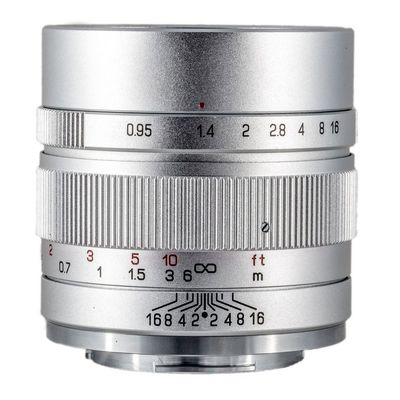 Für weitere Info hier klicken. Artikel: Zhongyi Mitakon Speedmaster 35mm f/0.95 Mark II Silver Sony E-Mount